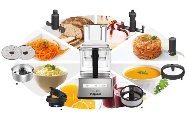 multifunction food processor magimix